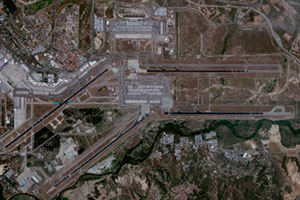 madrid-airport-arial