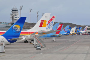 Tenerife South Airport (TFS) | Unserved Routes in the Route Shop
