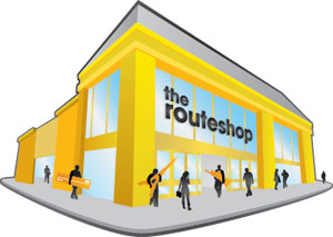 The Route Shop Store