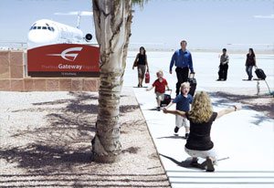 Phoenix Mesa Airport - reasons to serve this airport