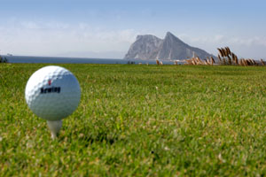 Gibraltar International Airport golf tourism