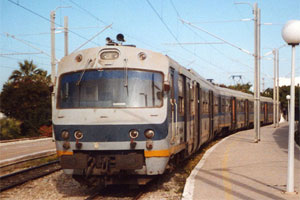 Monastir Habib Bourguiba Airport train