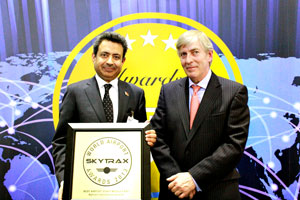 skytrax-award Bahrain International Airport