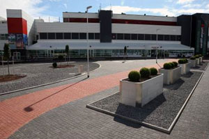 Cardiff Airport Terminal