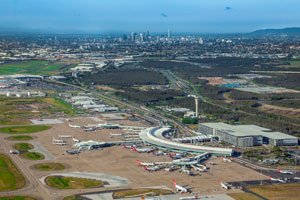 Brisbane Airport is the premier gateway to Queensland and Australia.  Operational in its current location since 1988, Brisbane Airport is the largest in Australia by land size, the second busiest capital city airport in Australia by aircraft movements, and the third largest airport in Australia by passenger numbers.