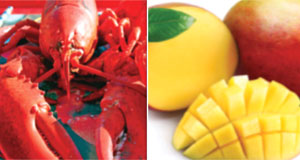 The region around Cairns specialises in the export of high-value produce, including live fish and seasonal fruit and vegetables.